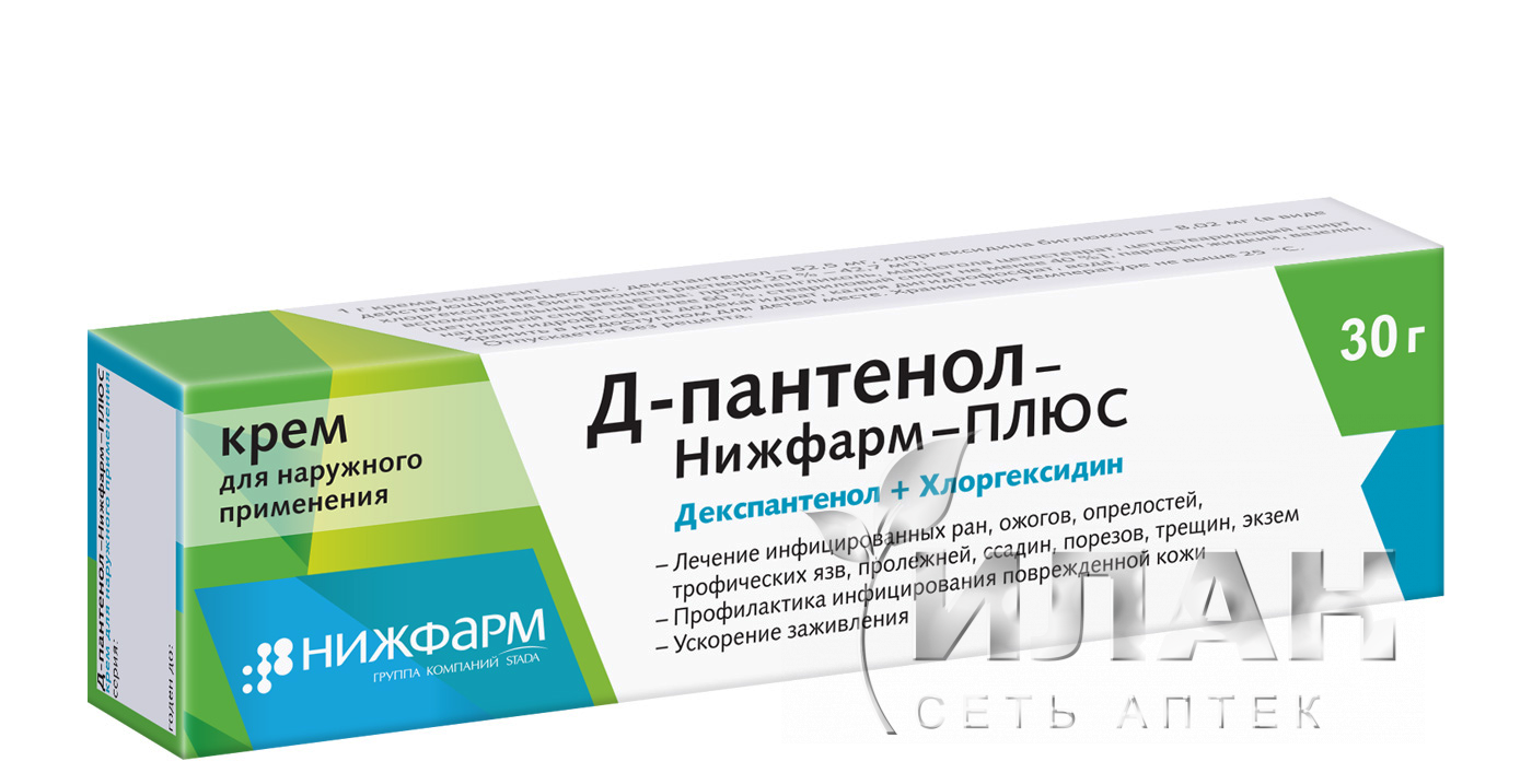 Д-пантенол-Нижфарм-Плюс (D-Panthenol Plus)