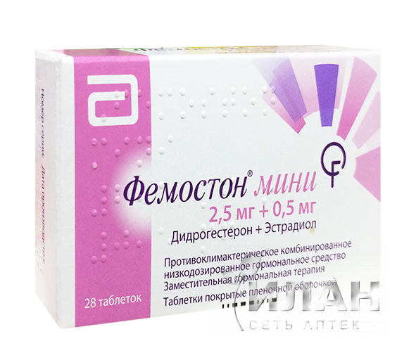 Фемостон мини (Femoston mini)