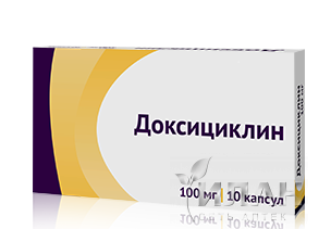 Доксициклин (Doxycycline)