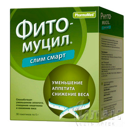 Фитомуцил Слим Смарт (Phytomicil Slim Smart)